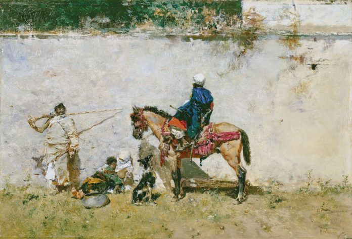 Marroquies, de Mariano Fortuny.