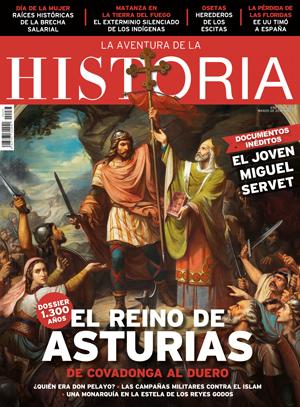 La Aventura de la Historia - Número 233 - Marzo 2018
