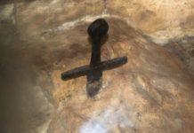 san Galgano espada
