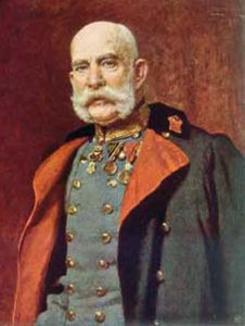 Francisco José I de Austria.