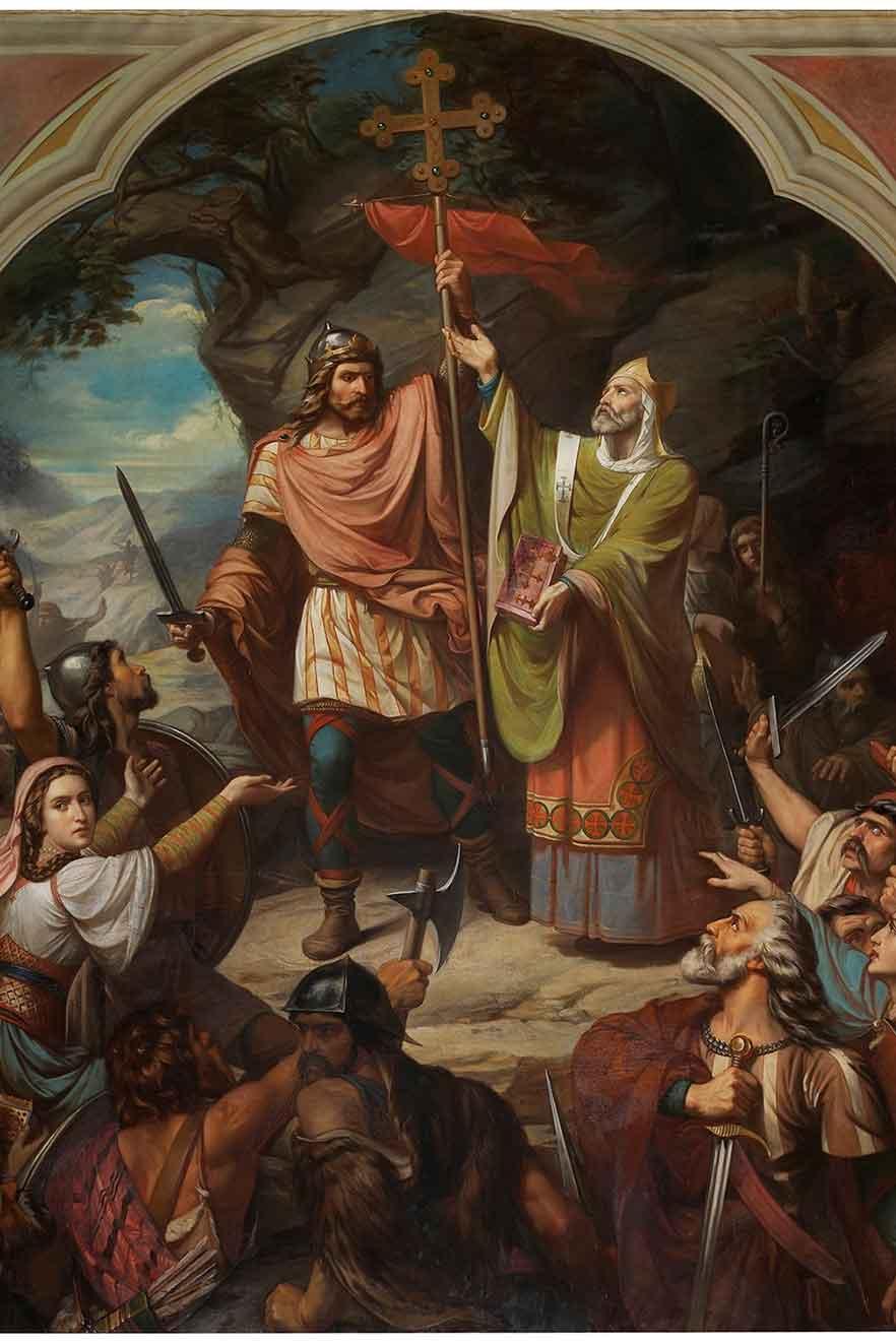 1.300 años de la batalla de Covadonga • La Aventura de la Historia