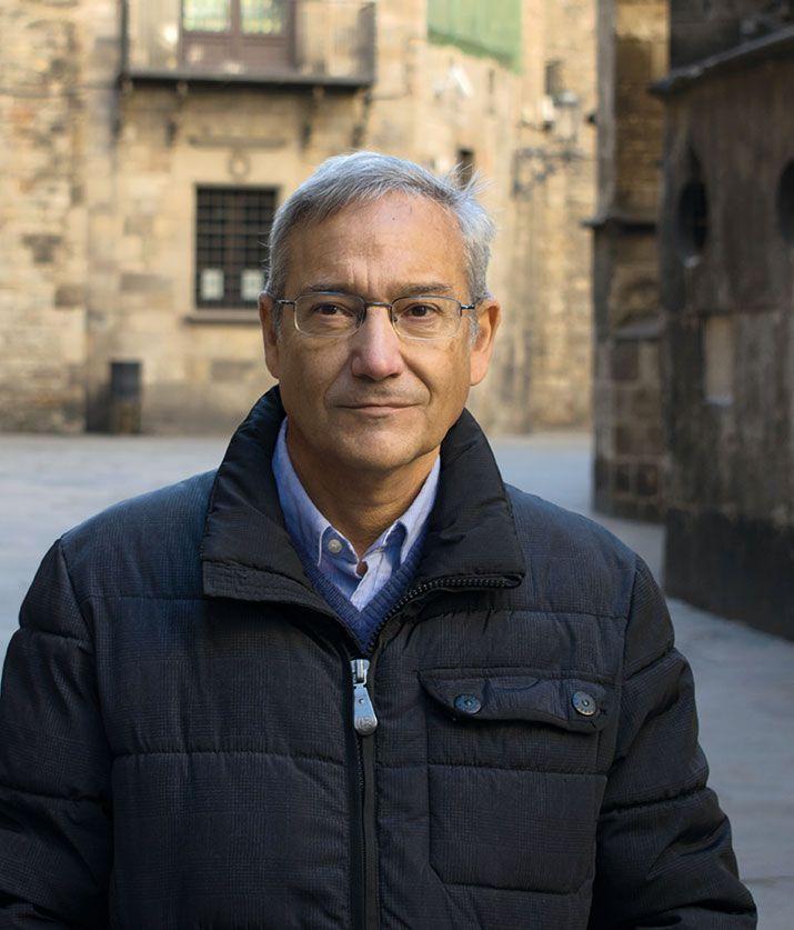 Esteban Martín, en Barcelona © Ángel Martín.