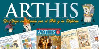 Arthis. Un viaje entretenido por el Arte y la Historia