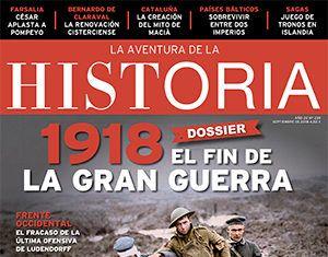 La Aventura de la Historia. Primera Guerra Mundial
