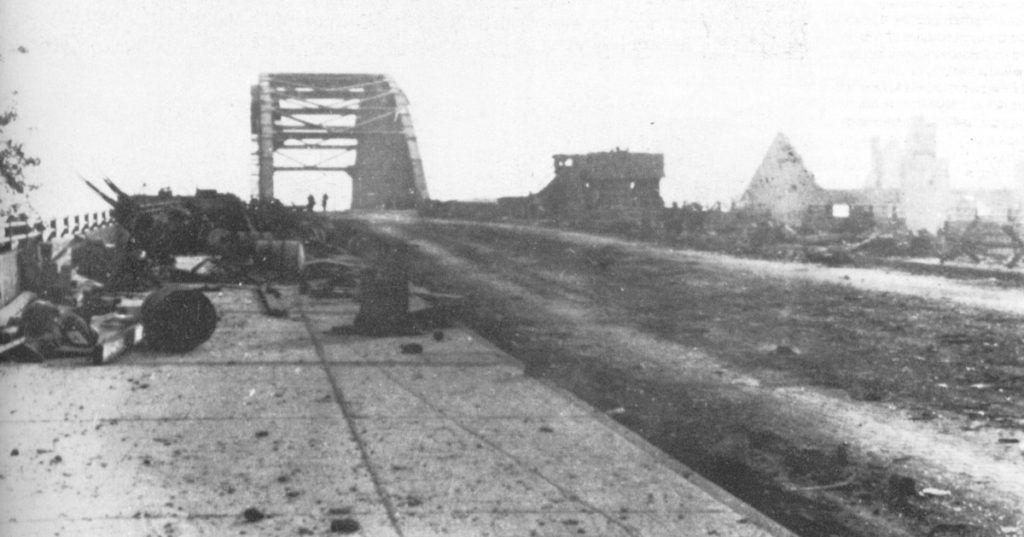 Puente de Arhem.