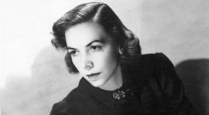 La periodista Virginia Cowles.