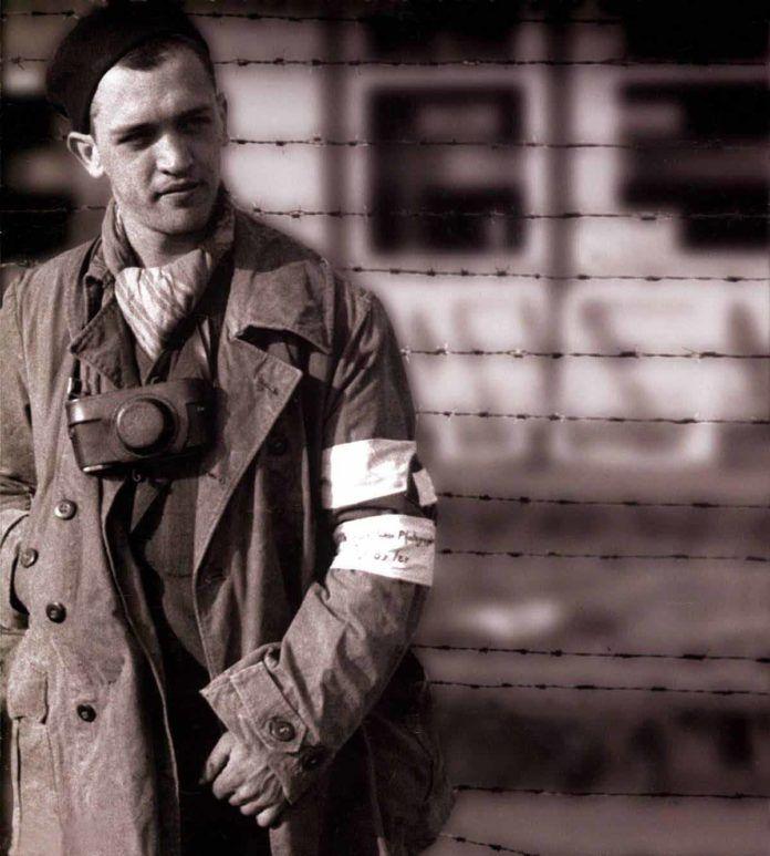Francisco Boix, tras la liberación de Mauthausen.