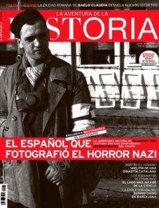 """Portada del número 140 de la revista """"La Aventura de la Historia""""."""