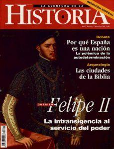 "Portada del número 1 de ""La Aventura de la Historia""."