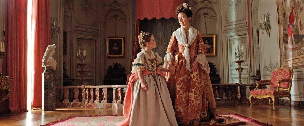 """Fotograma de la película """"Cambio de reinas"""", dirigida por Marc Dugain."""
