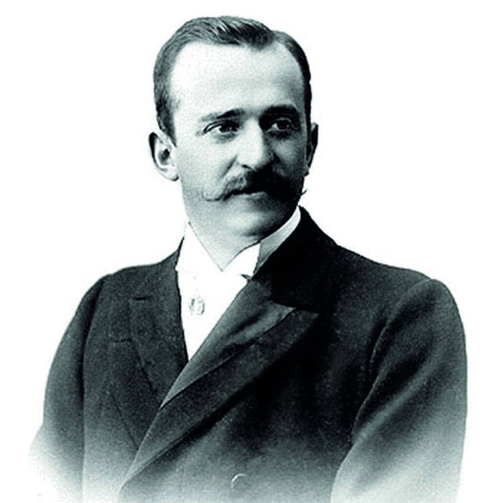 El conde de Romanones, presidente del Consejo de Ministros