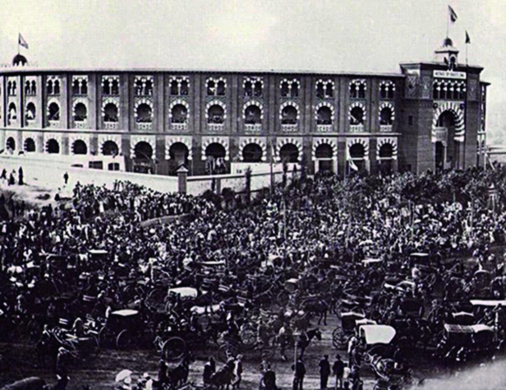 Plaza de toros de las Arenas. Barcelona