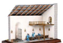 Diorama del Sitio de Baler.
