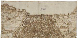 Imagen de Argel a comienzos del siglo XVII.