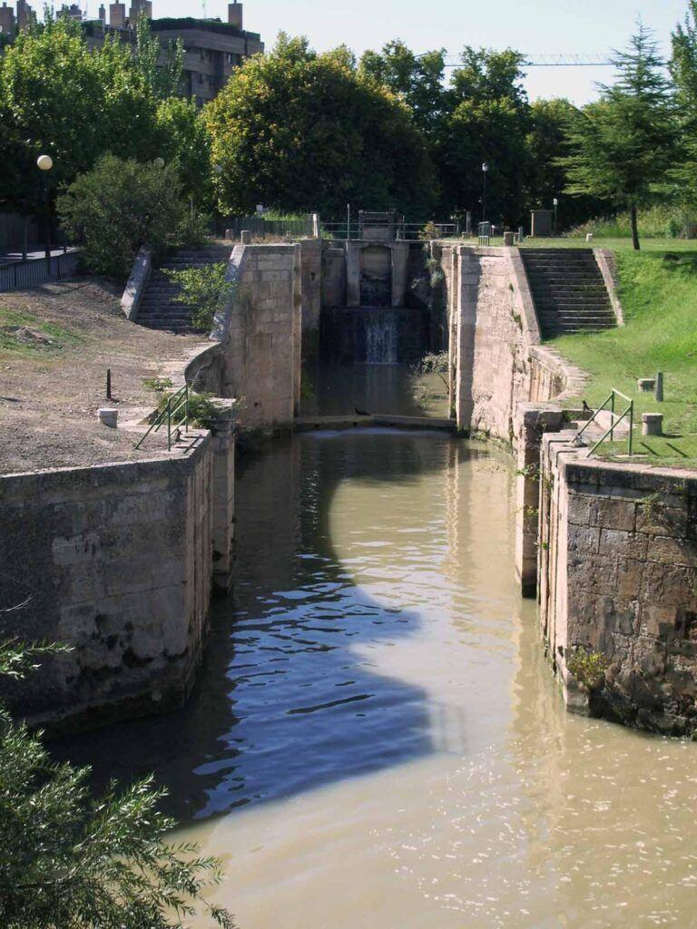 El Canal Imperial de Aragón.