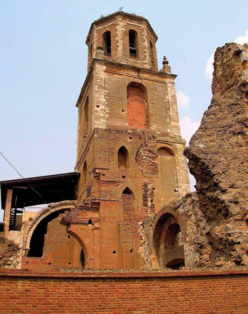 Monasterio de Sahagún.
