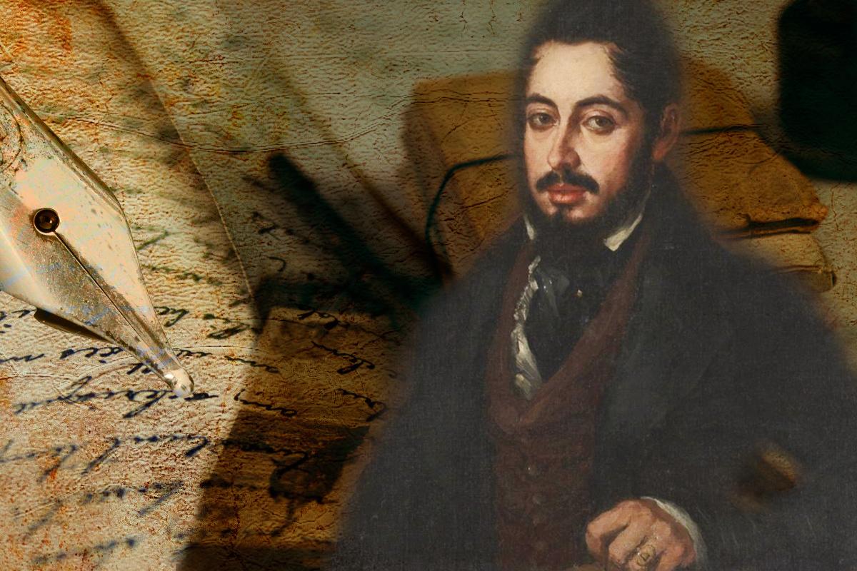 Mariano José De Larra La Aventura De La Historia