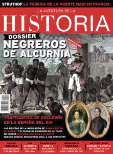 """Portada del número 265 de la revista de historia """"La Aventura de la Historia""""."""