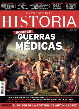 Portada del número 269 de la revista de Historia