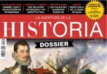 Portada del número 276 de la revista de historia La Aventura de la Historia, dedicada a la batalla de Lepanto.